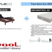 pack spine senstion30
